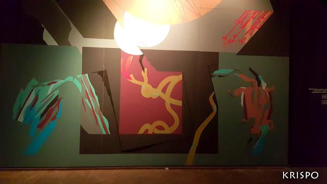 mural de nestor basterretxea en aranzazu