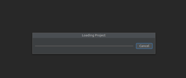 Android Studio - Load Project