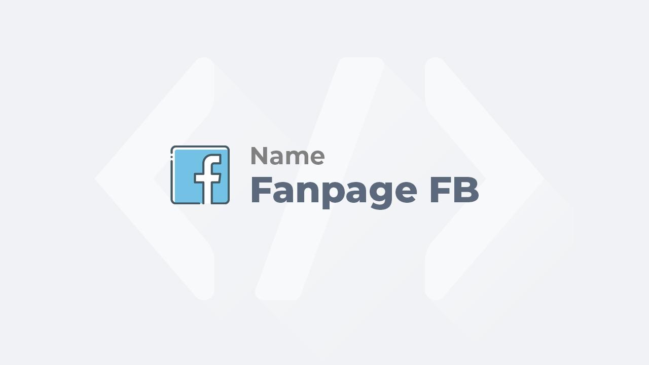 Cách đặt tên Fanpage Facebook bán hàng chuyên nghiệp và hiệu quả