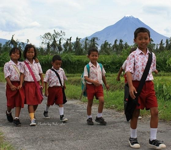 Aktivitas Sebelum Berangkat Sekolah