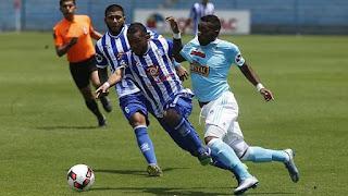 Sporting Cristal vs Alianza Atlético