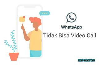 Cara mengatasi WhatsApp error' video call
