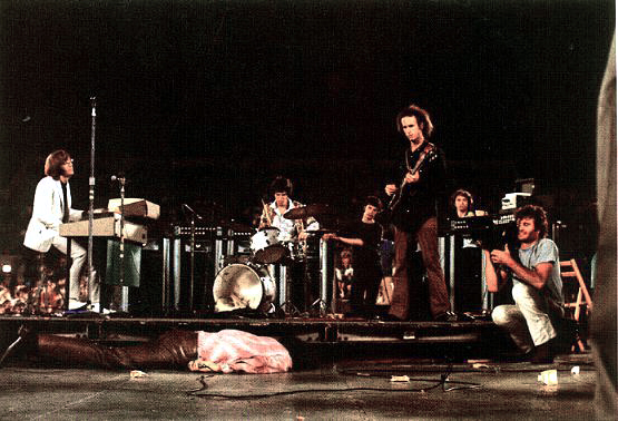 Sänger The Doors