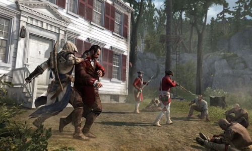 Assassin's Creed 3 Highly Compressed Download