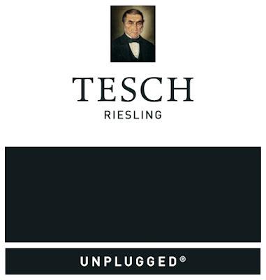 Etikett des Riesling Unplugged