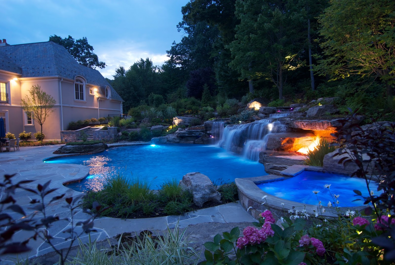Photography plus a stock photos and electronic photographs for Pool designs for large backyards