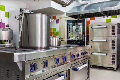 Planning Commercial Kitchen