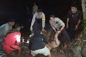 Rombongan Mahasiswa Terbawa Air Sungai Koko Terang, Polsek Sikur Lakukan ini