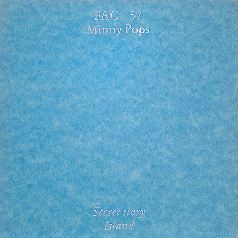 Secret Story [Factory Records, FAC 57]