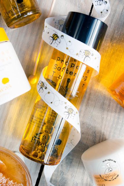 haul koreańskie kosmetyki co warto kupić propolis w kosmetykach kosmetyki na miodzie
