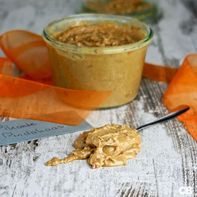 Recept: zo maak je zelf een verse pot pikante pindakaas!