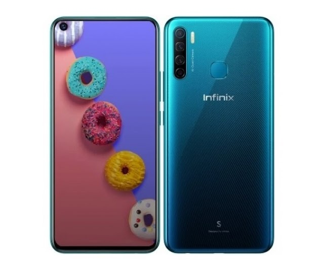 Download Infinix S5 X652C-H627EF-P-191025V191 Signed Firmware By (AbitechGsmFlash)