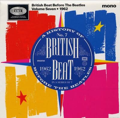 VA - A HISTORY OF BRITISH BEAT - Vol 7 1962