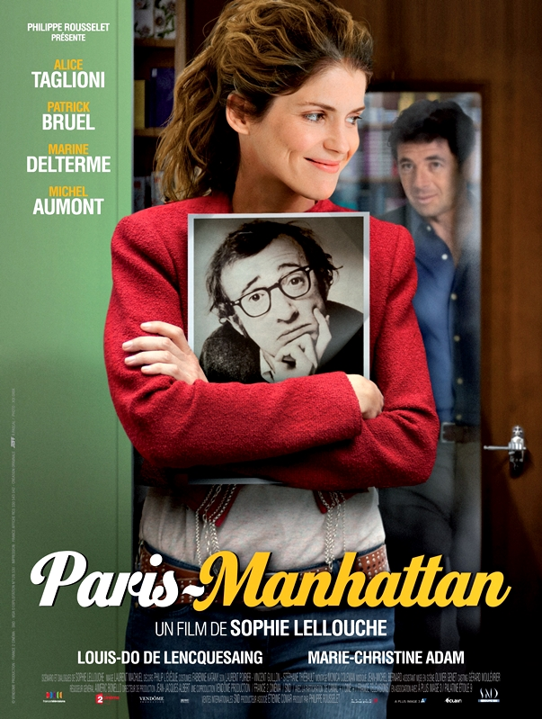 Paris-Manhattan póster
