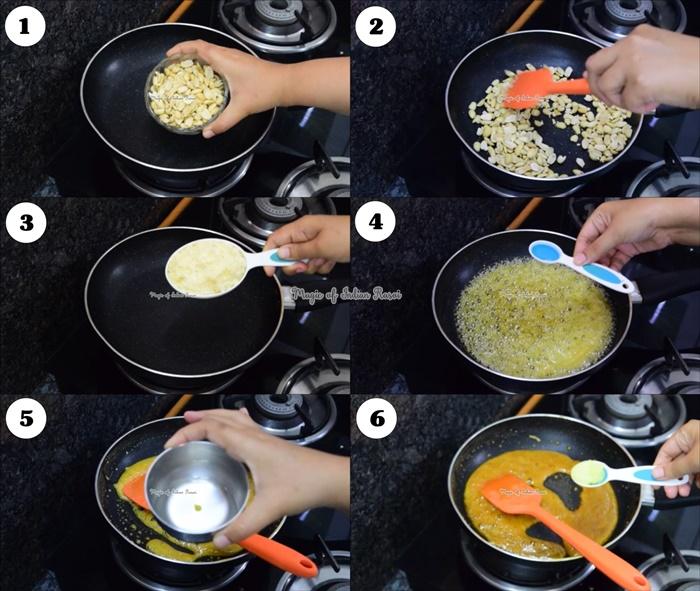 Perfect Peanut (Moongfali) Chikki Recipe - परफेक्ट मूंगफली चिक्की रेसिपी - Priya R - Magic of Indian Rasoi