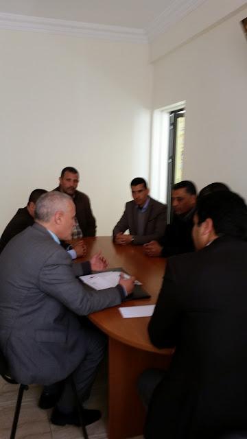 لقاء تواصلي بين مديرية سيدي بنور ورابطة التعليم الخصوصي