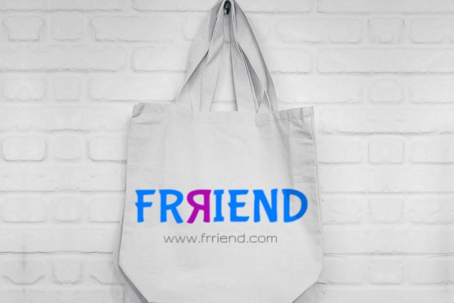 Frriend Mock Bag
