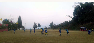 Magarjung fc  vs NYC sevoke