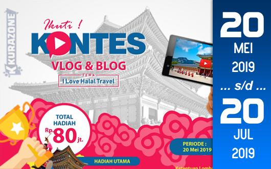 Kompetisi Blog - Cheria Travel Berhadiah Paket Wisata (Deadline 20 Juli 2019)