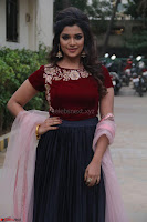 Actress Aathmika in lovely Maraoon Choli ¬  Exclusive Celebrities galleries 005.jpg