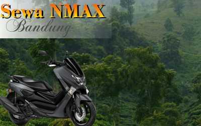 Rental sepeda motor N-Max Jl. BKR Bandung