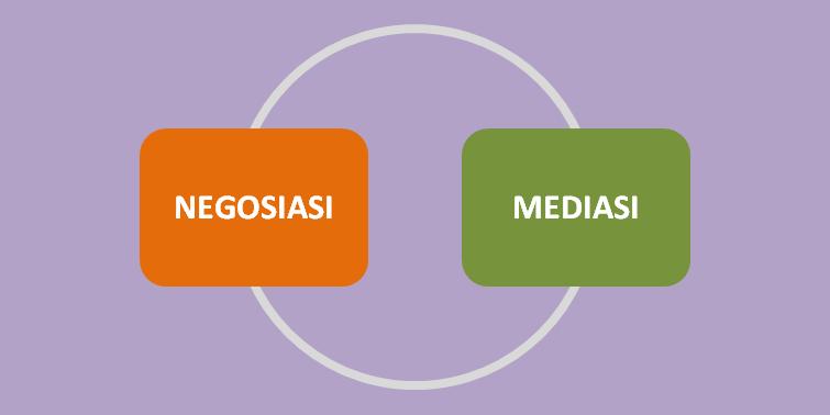 Perbedaan Negosiasi dan Mediasi
