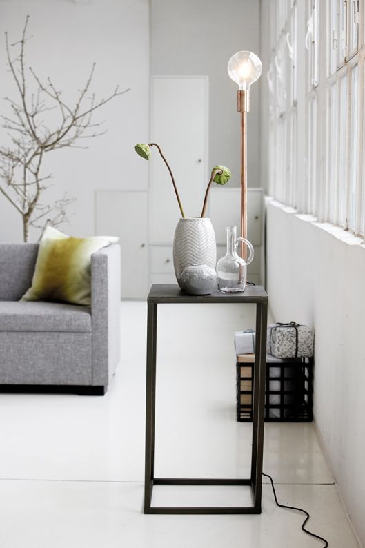 minimalisticky interier