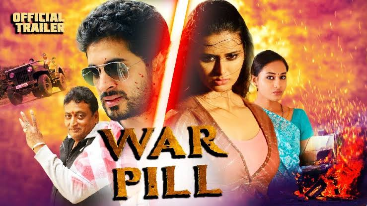 War Pill (2019) Hindi Dubbed 350MB HDRip 480p Free Download