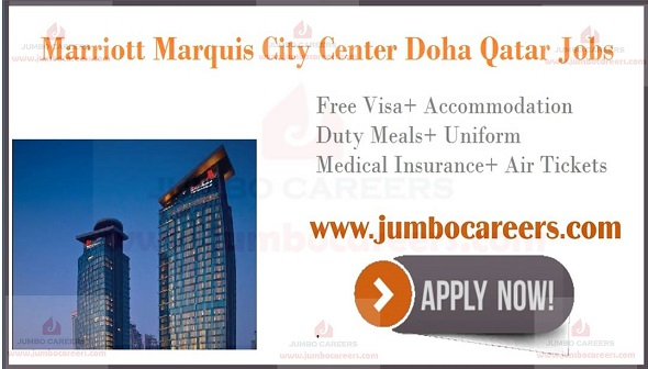 Show all new hotel jobs in Qatar,