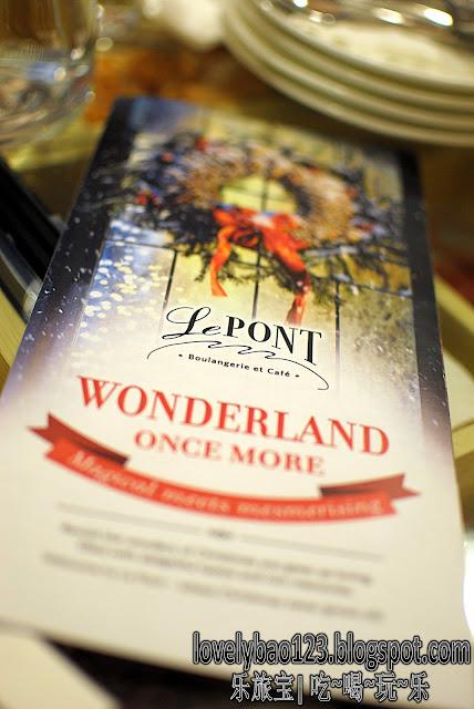 【雪隆美食】2016年卷土重来的Wonderland Once More 圣诞套餐 @ Le Pont Boulangerie et Cafe Sri Petaling