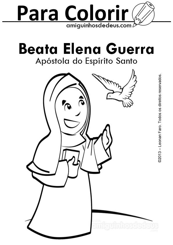 Tia Paula Beata Elena Guerra