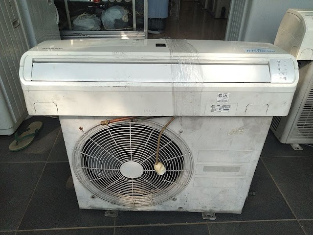 Jual Promo AC Sharp 1 PK 900 Watt Gratis Pemasangan