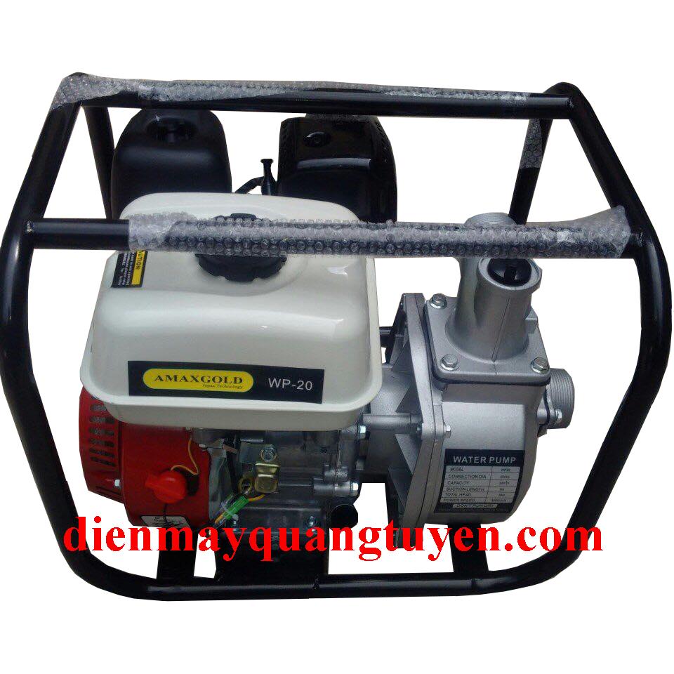 Máy bơm nước dùng xăng Amax WP20