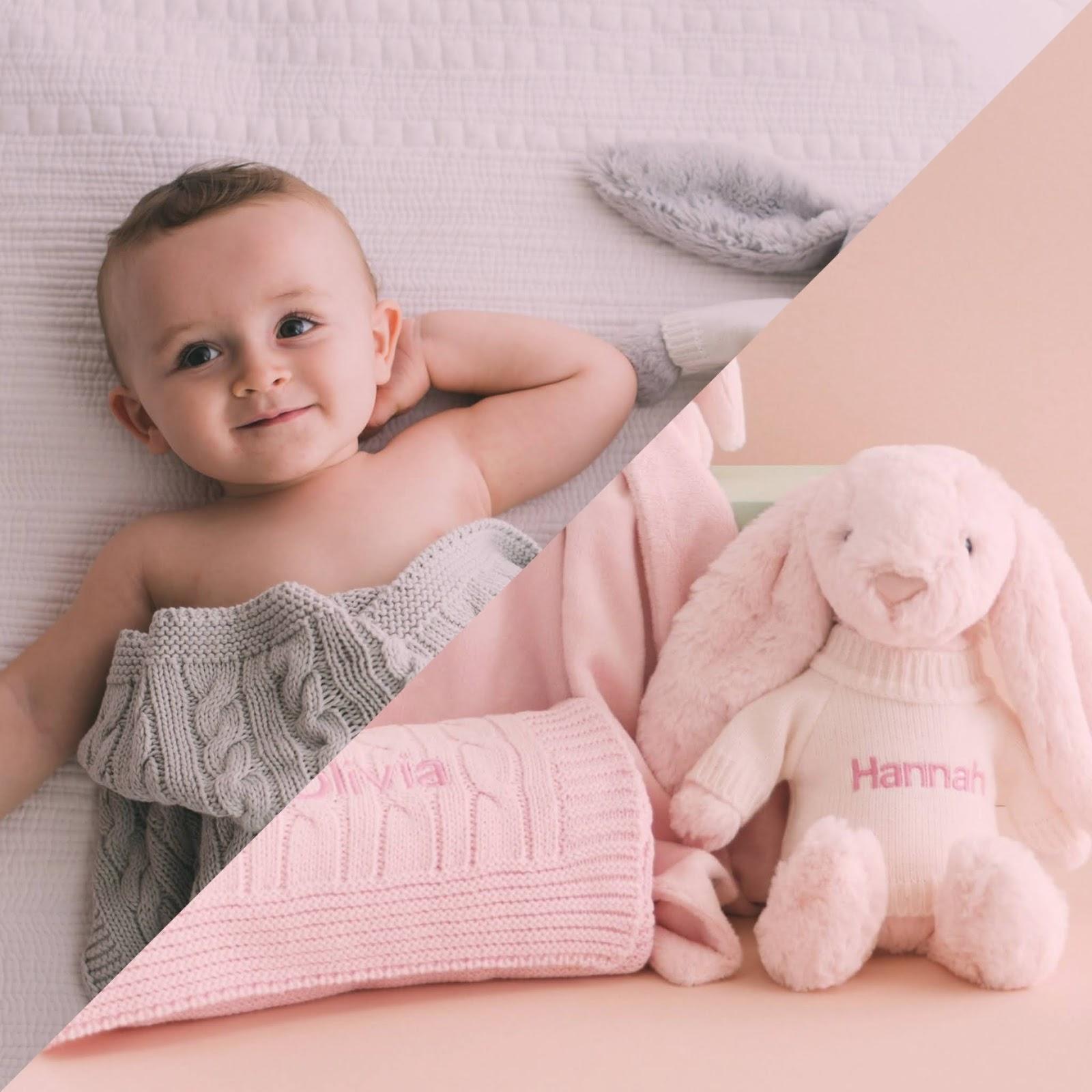 HADIAH BABY DARI LOVINGLY SIGNED - Hak Milik Ina Ainaa