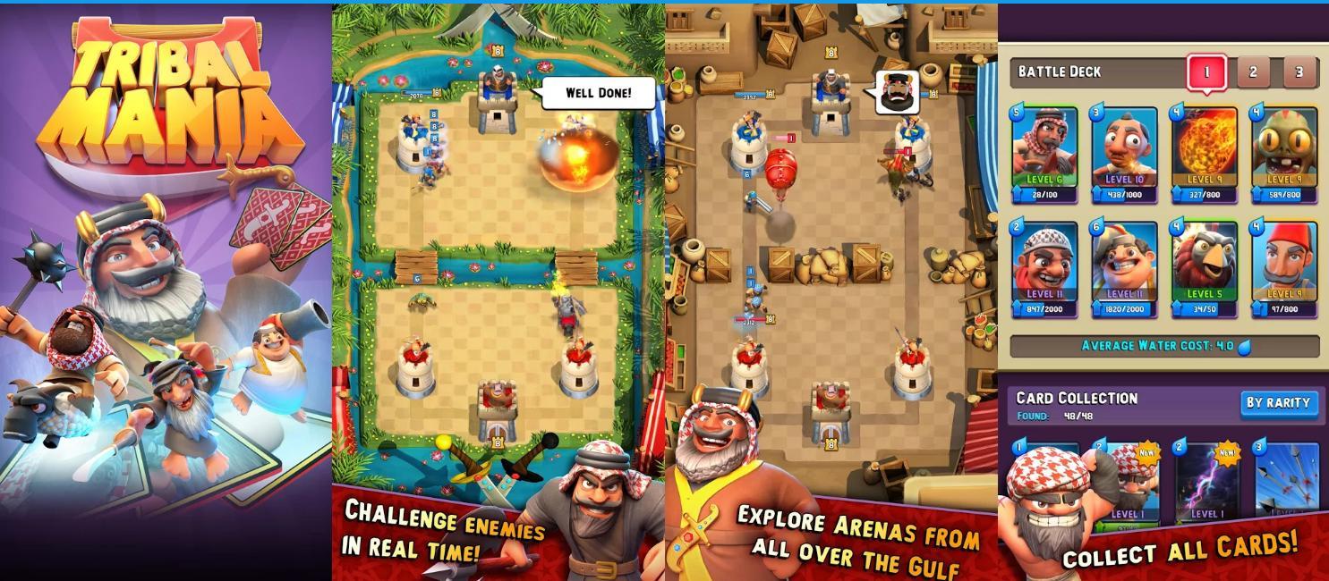 Tribal Mania - Screenshots