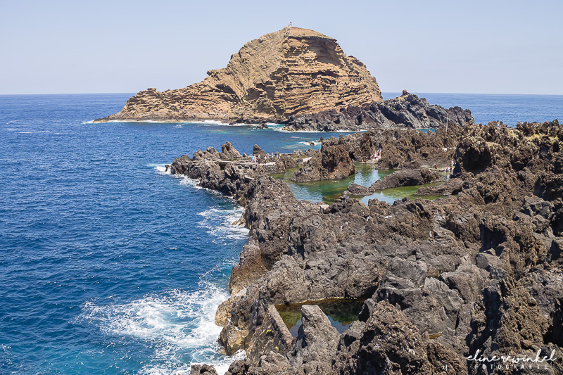 Piscinas Naturales in Porto Moniz, Madeira tips