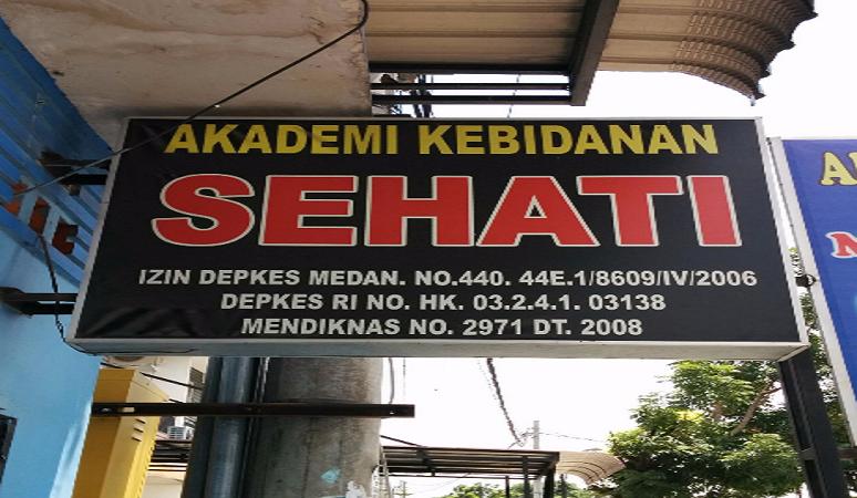 PENERIMAAN MAHASISWA BARU (AKBID SEHATI) 2018-2019 AKADEMI KEBIDANAN SEHATI MEDAN