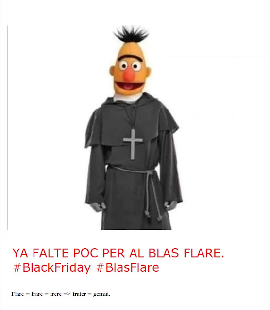 Blas Flare, Black Friday