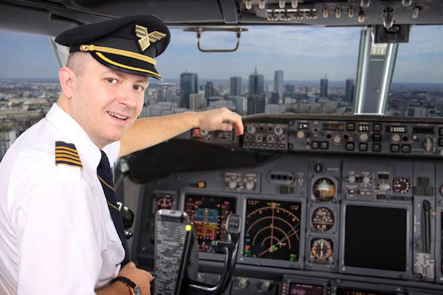 حياة الطيار خارج المطار – أجازات أكثر ورواتب أعلي