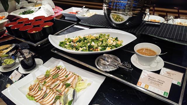 サザンビーチホテル&リゾート沖縄 夕食バイキング