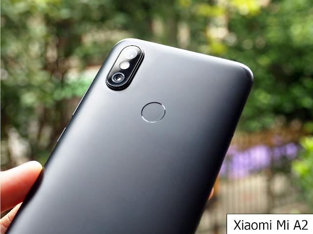 مواصفات وسعر جهاز  Xiaomi Mi A2 - فايفو نت