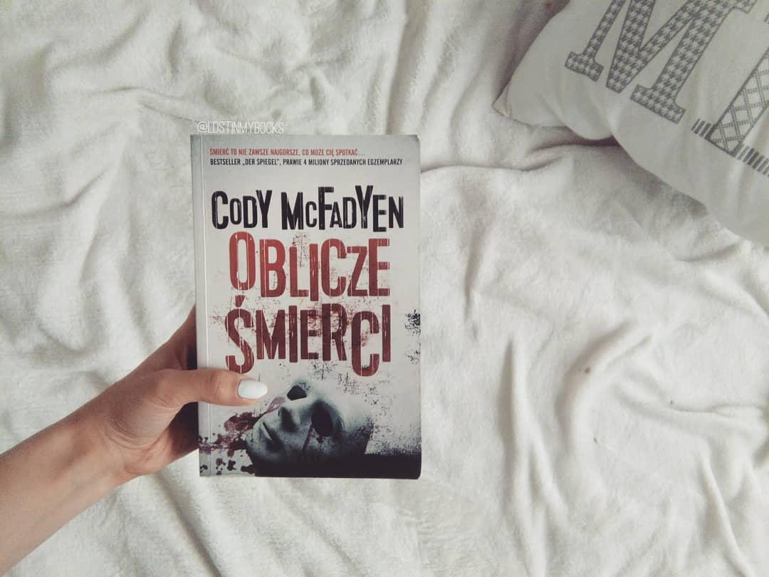 """,OBLICZE ŚMIERCI""""  Cody McFadye"""