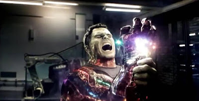 Professor Hulk's Snap, Infinity Guantlet, Stark Guantlet, Avengers endgame
