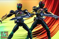 SH Figuarts Shinkocchou Seihou Kamen Rider OOO TaToBa Combo 17