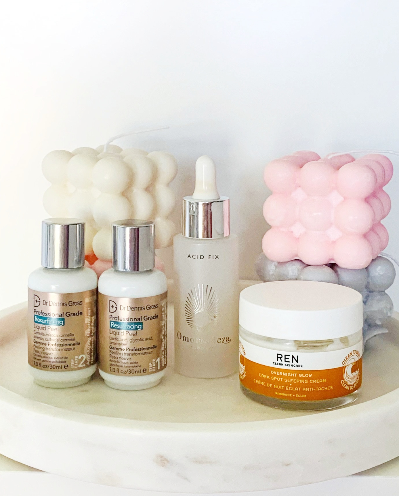 Dealing with pigmentation - my top three products