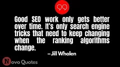 Google SEO Quotes