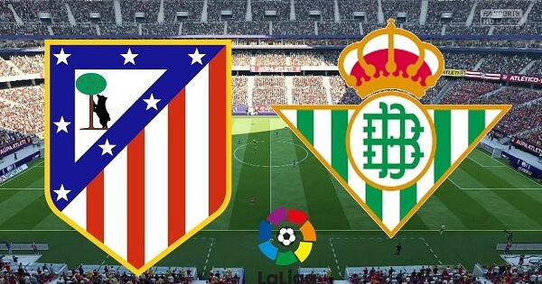 اتلتيكو مدريد وريال بيتيس بث مباشر الدوري الاسباني atletico de madrid vs real betis