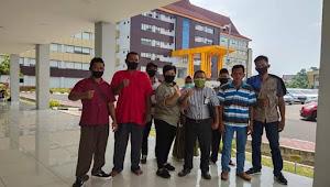 Dijanjikan Kebun Sawit dan  Tak  Kunjung Direalisasi,  H. Alwi Dilaporkan Ke Polda Riau