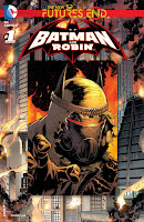 Os Novos 52! O Fim dos Futuros - Batman e Robin #1