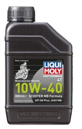 Liqui Moly 21458 MOTORBIKE 4T 10W-40 SCOOTER MB FORMULA 800 ML